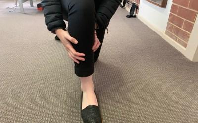 'Shin splints – Have I got them?'